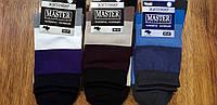 Шкарпетки чоловічі високі,якісна бавовна «MASTER», м.Житомир Смужки, фото 1