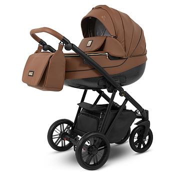 Новинка в мире детских универсальных колясок 2 в 1 Camarelo Zeo Eco