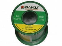 Припой Baku DIA 0.6 mm, RMA 2.0% BK - 10002 (Small)