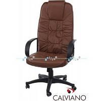 Крісло офісне Calviano Boss коричневе