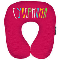 Дорожная подушка Супер мама (DOP_M001)