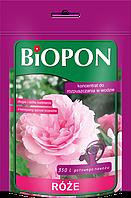 Удобрение «Биопон» (Biopon) для роз 350 г кристаллическое, оригинал