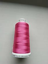 Нитки для машинной вышивки   Madeira Classic №40.  цвет 1309 (ТЕМНО-РОЗОВЫЙ ).  1000 м