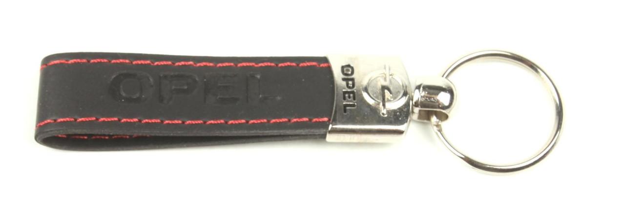 Брелок для ключів Opel (шкіряний/чорний) AUTOTECHTEILE