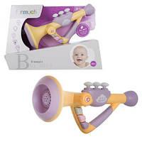Музыкальная игрушка  Труба