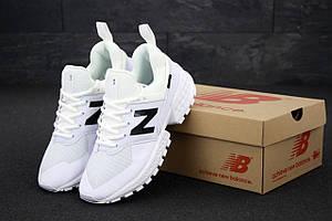 Мужские кроссовки New Balance 574 Sport V2 белого цвета