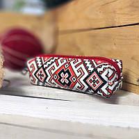 Ключница карманная Big Красный орнамент (EKEYB_19S022_KR)