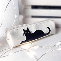 Ключница карманная Big Черная кошка (EKEYB_19S008_SBR)