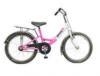 """Подростковый велосипед для девочек 20"""" JUNIOR 56 от ХВЗ"""