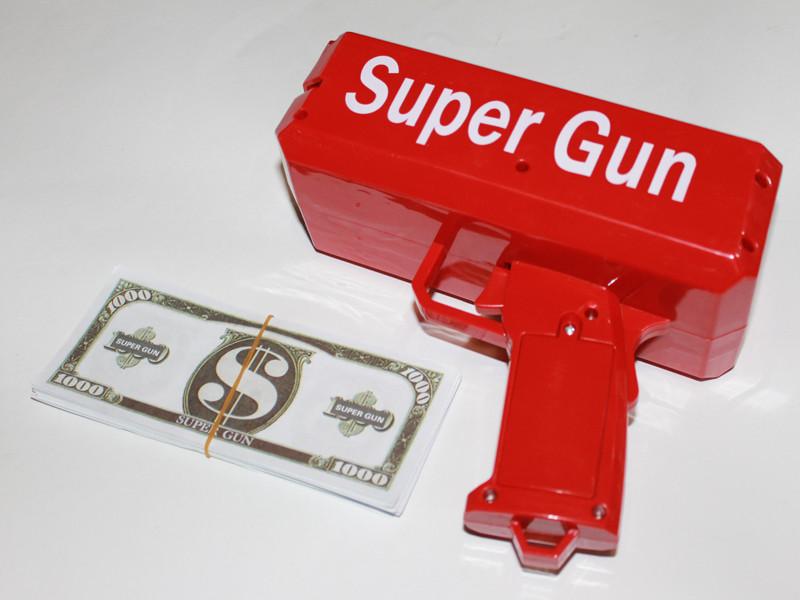 Пистолет для денег