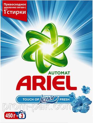 ARIEL Автомат порошок ,Touch of Lenor Fresh 450г, фото 2