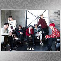 Плакат BTS 226