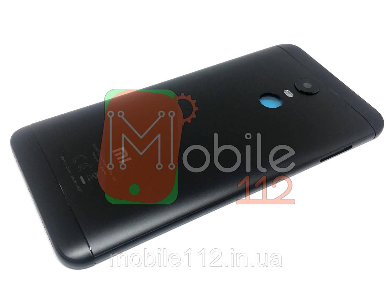 Задняя крышка Xiaomi Redmi 5 Plus, MEG7 черная