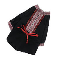 Рубашка-вышиванка RUB-3 для собак DogsBomba (модель унисекс)