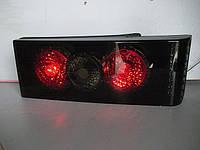 Задние фонари на ВАЗ 2109 №0013-4 (супер черные)
