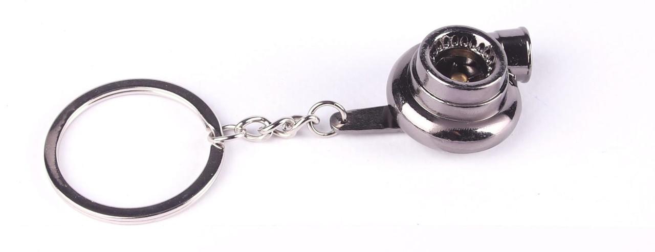 Брелок для ключей турбина (металлический/графитовый) (Turbo-Graphite) AUTOTECHTEILE