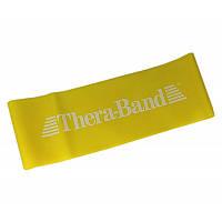 Стрічка еспандер замкнута 20 см Thera-Band жовтий T 21