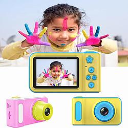 Детский фотоаппарат Kids Camera цифровая камера