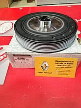 Шкив коленчатого вала Renault Trafic 2 2.0 16V F4R (Original 8200638754)