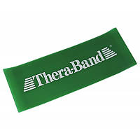 Стрічка еспандер замкнута 20 см Thera-Band зелений T 23