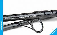 Карповое удилище Shimano Tribal Diamond 13ft 3,5lb, 2-х секционное