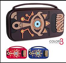 Чехол сумка оригинал Deluxe Zelda кейс для Nintendo Switch / Стекла / Пленки /