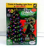Гирлянда светодиодная - Tree Dazzler 48 шариков, фото 2