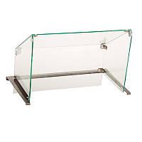 Комплект стекла на роликовый гриль С-ГР-5 Кий-В