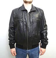 Мужская куртка Eleganza из натуральной кожи. Модель  TURINtr размер M