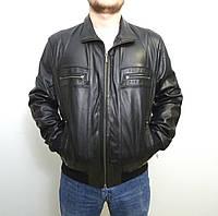 Мужская куртка Eleganza из натуральной кожи. Модель  TURINtr размер L