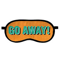Маска для сна Go away! (MDS_19M015)