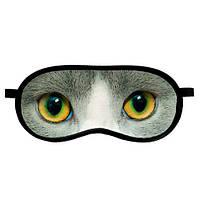 Маска для сна Глаза котика (MDS_19M002)