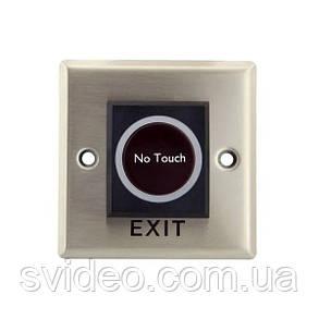 Кнопка выхода ISK-840B сенсорная для системы контроля доступа, фото 2