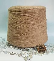 Итальянская бобинная пряжа для вязания верблюжья шерсть от Biagioli