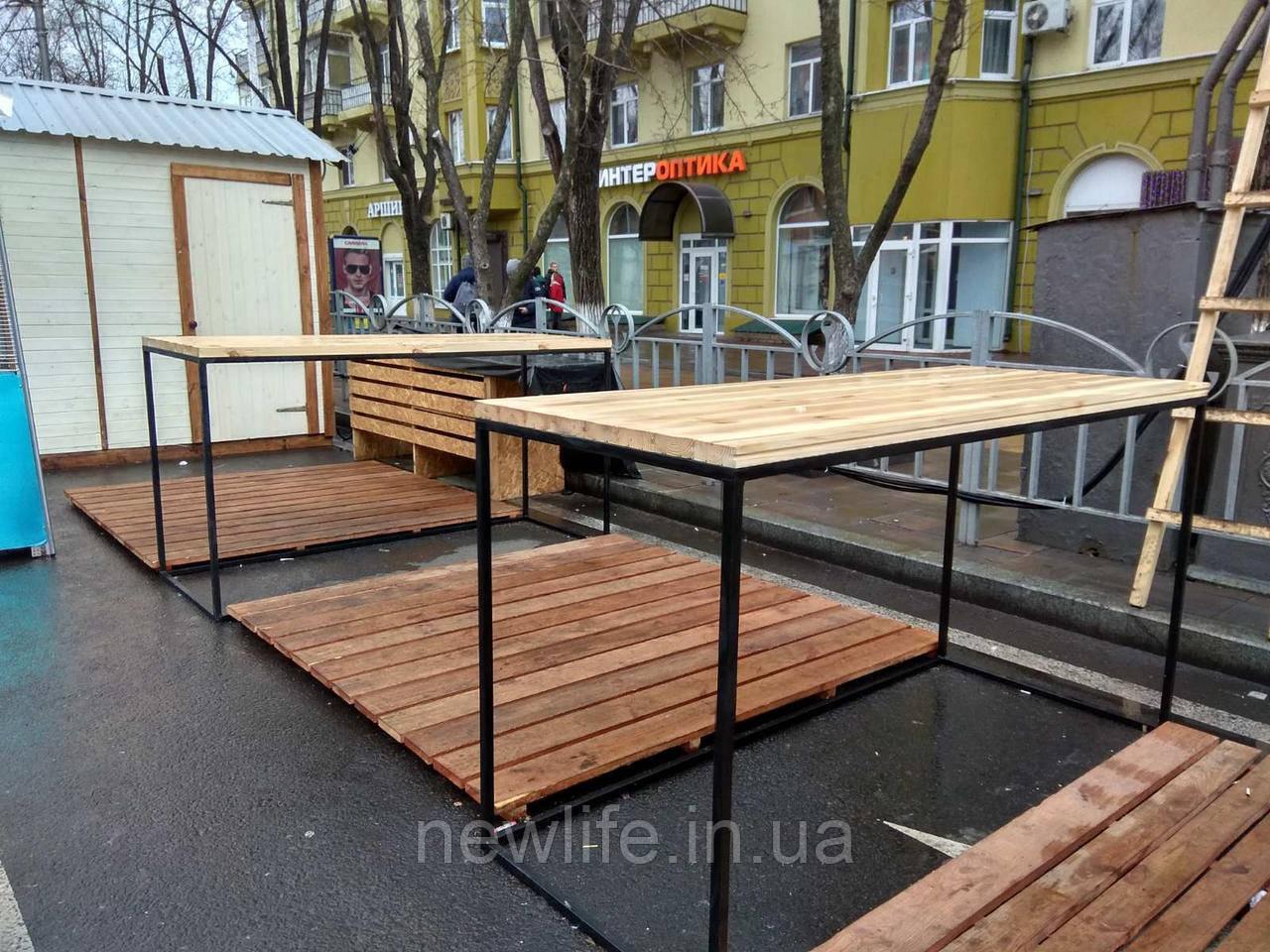Мебель в стиле Лофт для баров