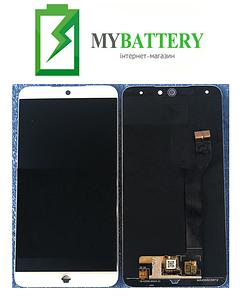 Дисплей (LCD) Meizu 15 Lite (M15) с сенсором белый