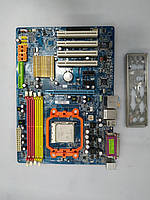 Материнская плата Gigabyte GA-M52S-S3P (AM3, AM2+, DDR2, Athlon или phenom X4)