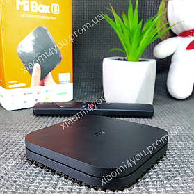TV-Приставка Xiaomi 4К Mi Box S 2/8GB (MDZ-22-AB), международная версия
