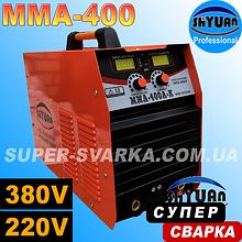 Сварочный инвертор SHYUAN MMA-400 (220/380В)