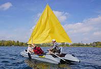 Латинский парус для катамарана, лодки, байдарки