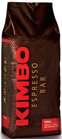 Кава KIMBO Unique в зернах 1000 г