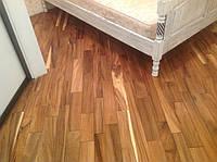 Террасная и паркетная доска из екзотических пород древесины