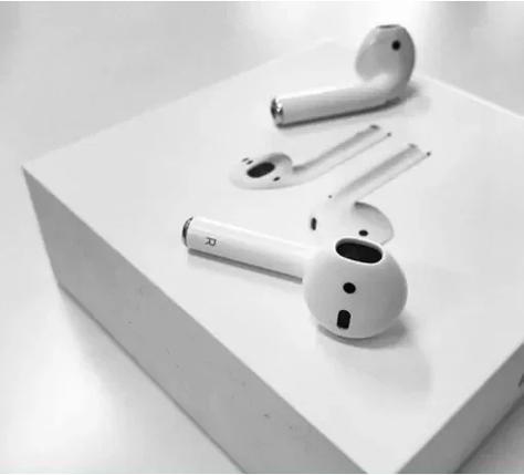 Bluetooth наушники с тач айди и беспроводной зарядкой. Качество 100%., фото 2