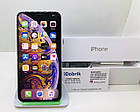 Телефон Apple iPhone XS MAX 64 gb Silver Neverlock 9/10, фото 2