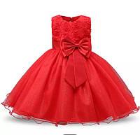 Детское бальное платье рост 122