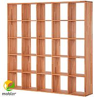 Книжный стеллаж  (k 705) Mobler