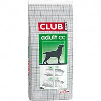 Сухой корм Royal Canin Club CC Роял Канін Клуб CC корм для дорослих собак 20 кг
