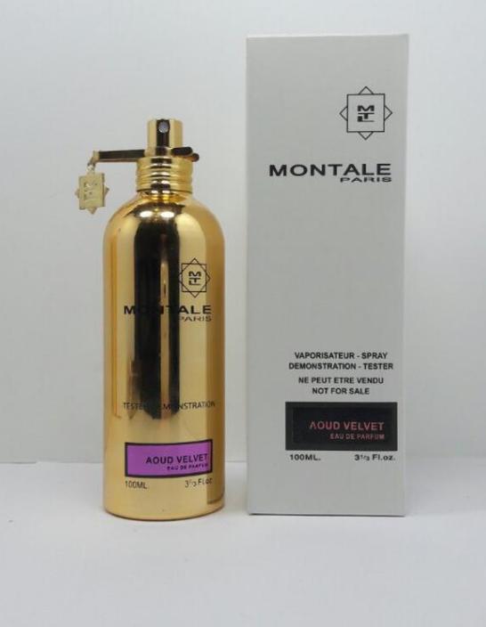 Тестер парфюмированная вода унисекс Montale Aoud Velvet ( Монталь Ауд Вельвет ) 100 мл