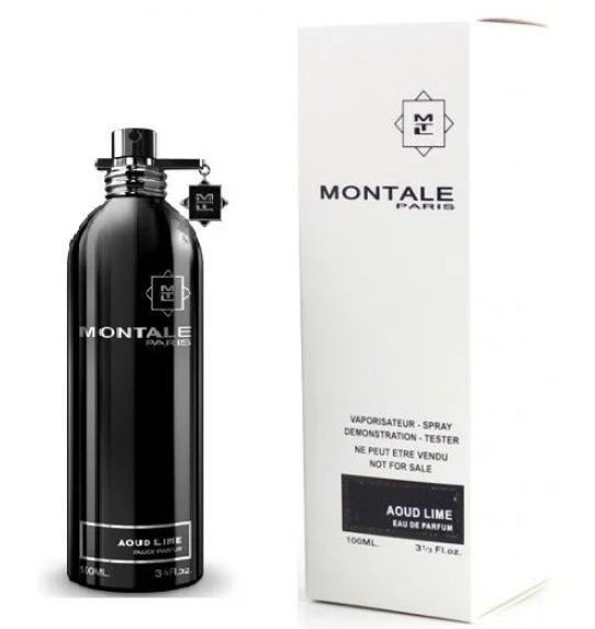 Тестер парфюмированная вода унисекс Montale Aoud Lime ( Монталь Ауд Лайм ) 100 мл