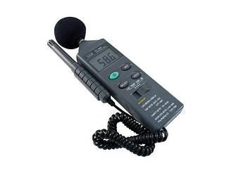 Шумомір/ люксметр/ термогігрометр/ термометр (4 в 1) CEM DT-8820